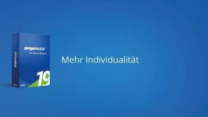 Mehr Individualität Video