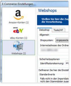 Multi Webshop