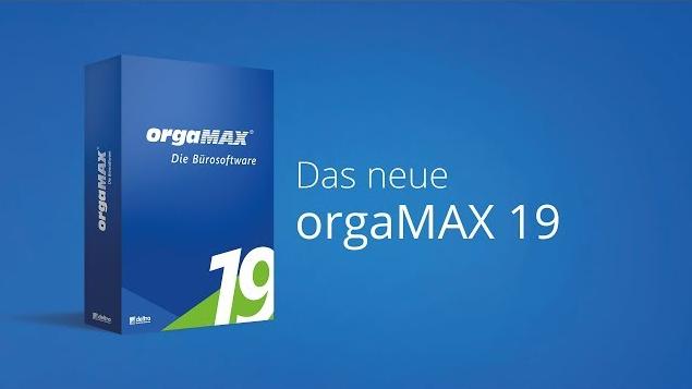 orgaMAX Version 19 Video