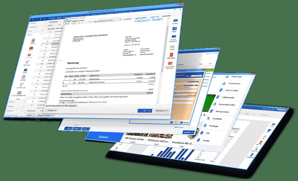 orgaMAX Die Bürosoftware Im Überblick